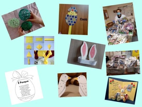 Lavori Pasqua 2
